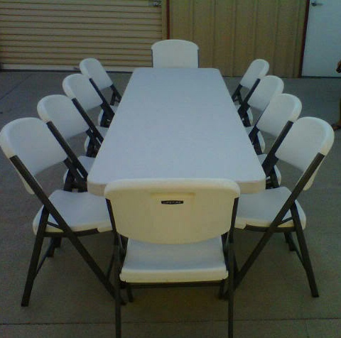 6 Foot Banquet Table Ideas Chanenmeilutheran Org