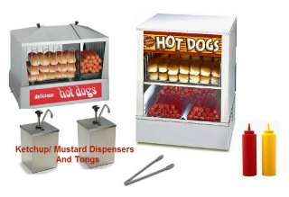 Hot Dog Steamer Rental Az