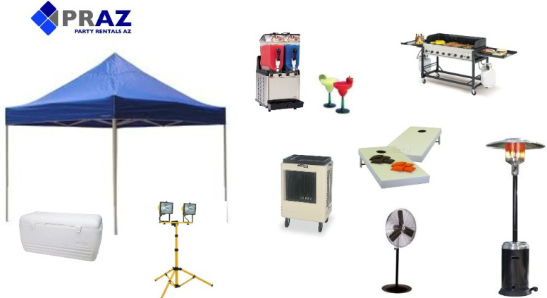 event equipment rental agreement