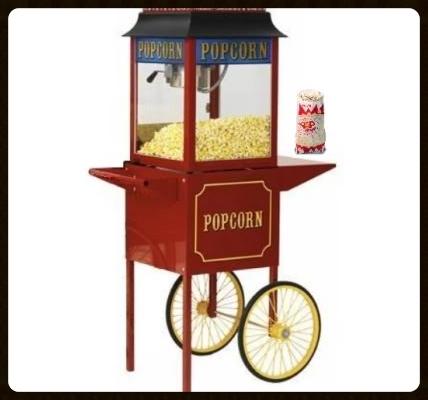 Concession Rentals Snow Cone Popcorn Cotton Candy