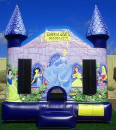 Disney Princess Bouncer Bouncy Castle In Phoenix Az