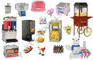 ConcessionsParty Rentals Services Phoenix Arizona